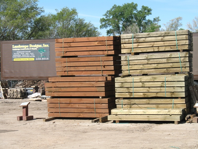 Ground Contact Timber